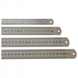 Çelik Cetvel 25cm