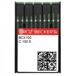 Çuval Dikiş İğnesi/C 100 S/BCX100 27/250 50Adet
