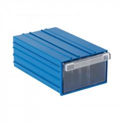 Plastik Çekmece Mavi Şeffaf 120*80*200 /120 20Adet