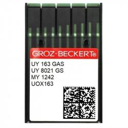 Union Kroşeta Dikiş İğne/UYX163 GAS 12/80 100ADET